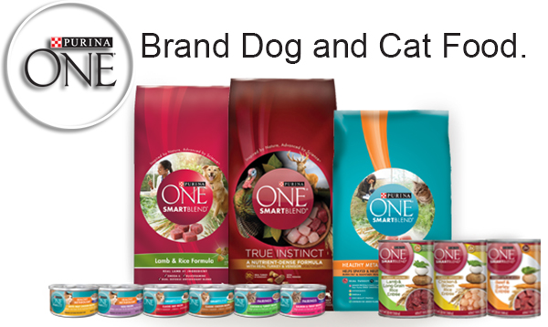 Purina One Brand Food