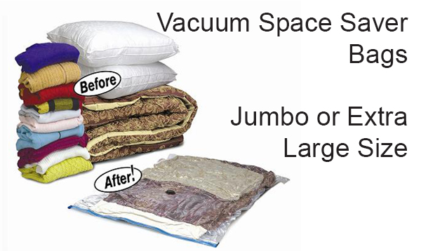 Vacuum Space Saver Bags